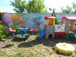 Детская площадка Усадьбы Смотрицких