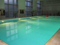 бассейн санатория Щучинский